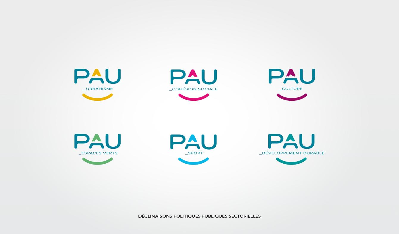 Nouvelle Identité pour le territoire de PAU - Déclinaisons politiques publiques sectorielles