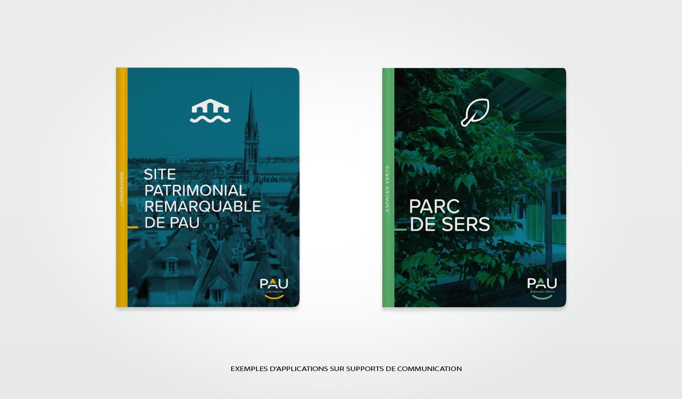 CONSULTATION CRÉATION D'UNE NOUVELLE IDENTITÉ VISUELLE POUR LE TERRITOIRE DE PAU