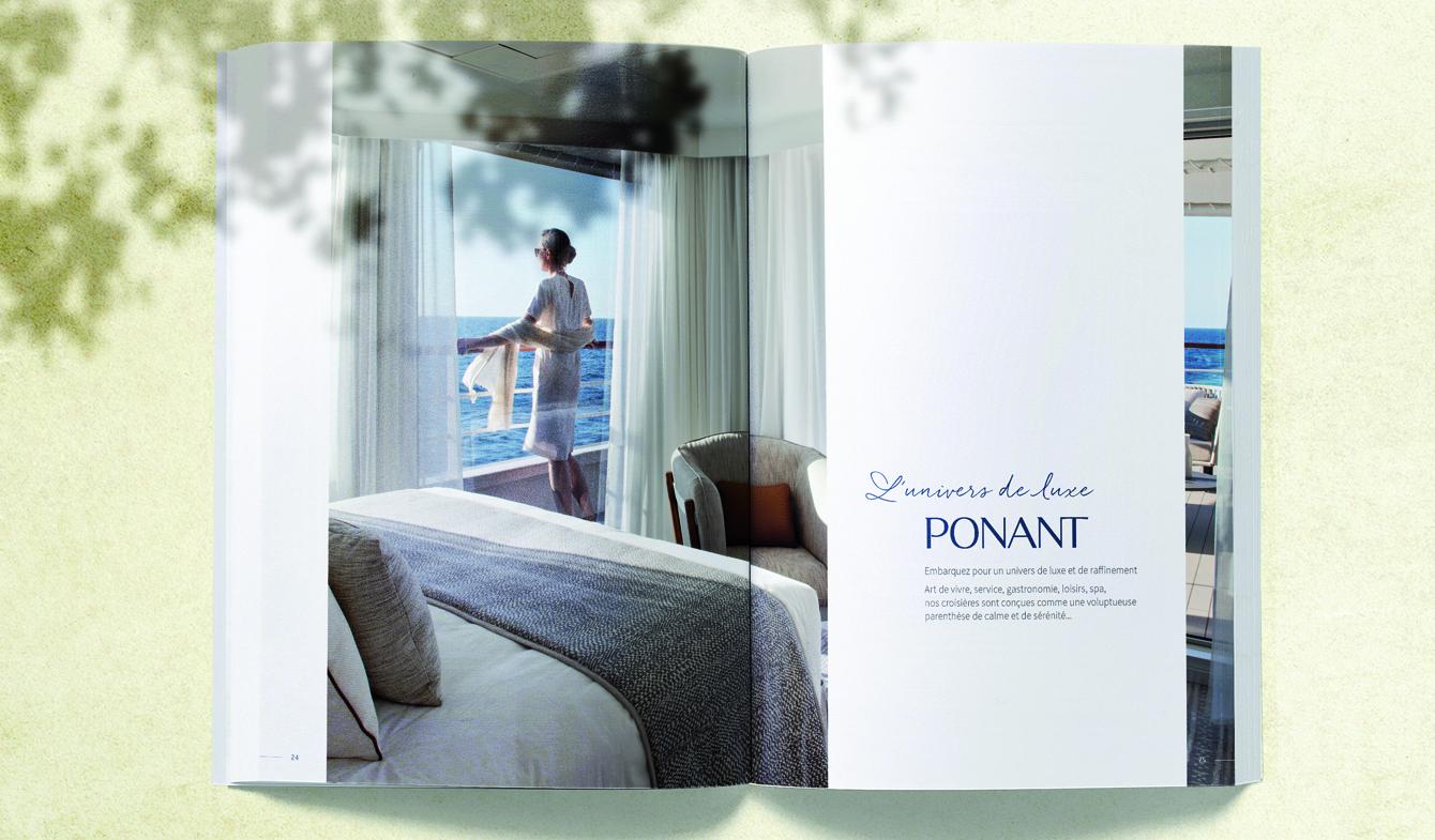 Brochure croisières luxe ETE 2021 (pages institutionnelles) - PONANT