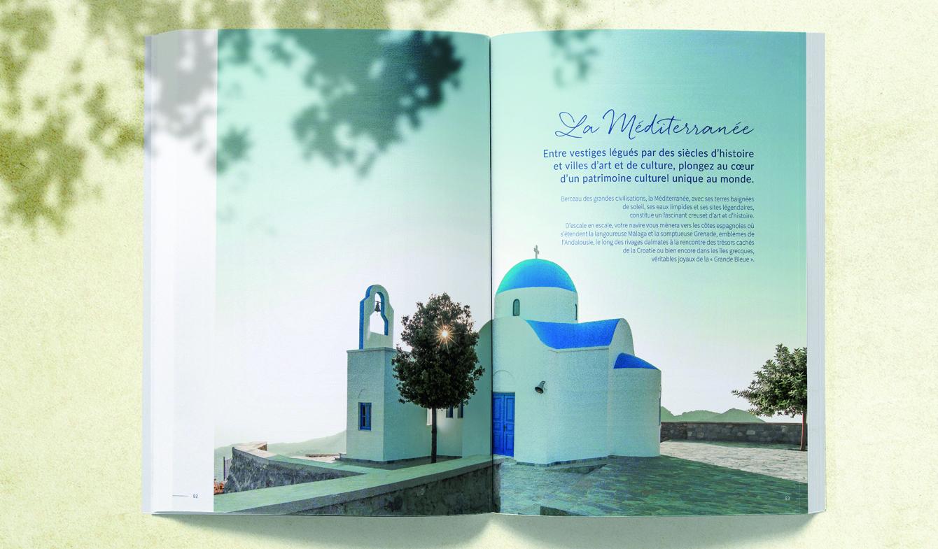 Brochure croisières luxe ETE 2021 - PONANT