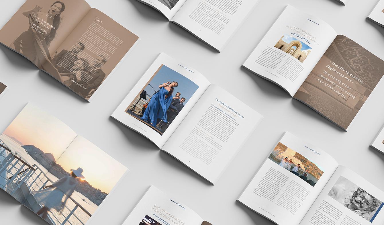 Secret Ponant n°2 - Pages intérieures